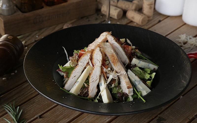 ćureća salata