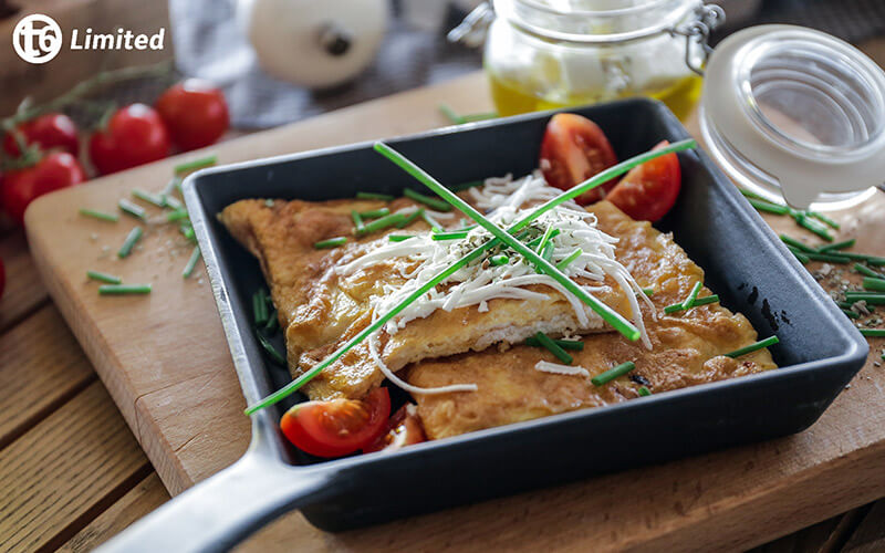 Omlet sa fetom