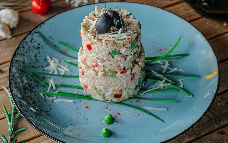 rižoto sa piletinom