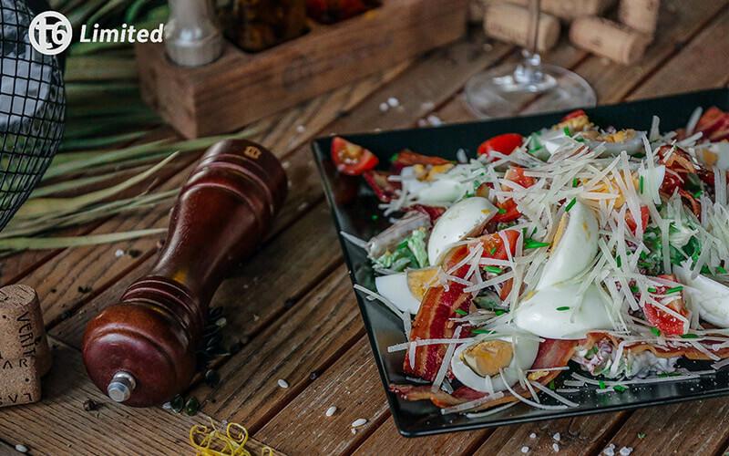 šefova salata