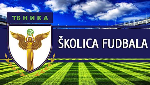 Logo T6 Nika škola fudbala