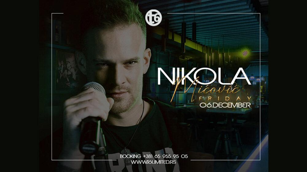 Nikola Mićović 06. decembar