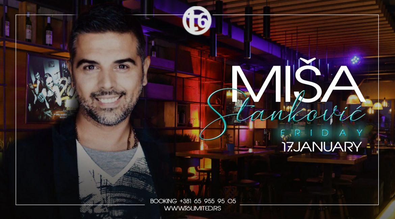 Misa Stankovic 17. Januar