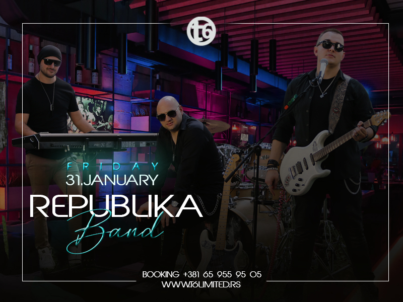 Republika bend 31. Januar