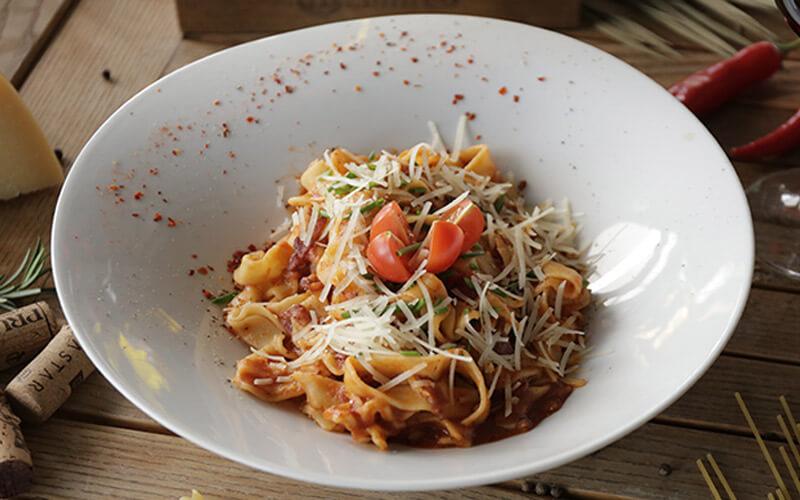 Arabiata pasta