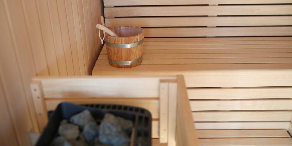 T6 Limited finska sauna