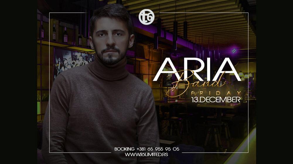 Aria Band 13. decembar