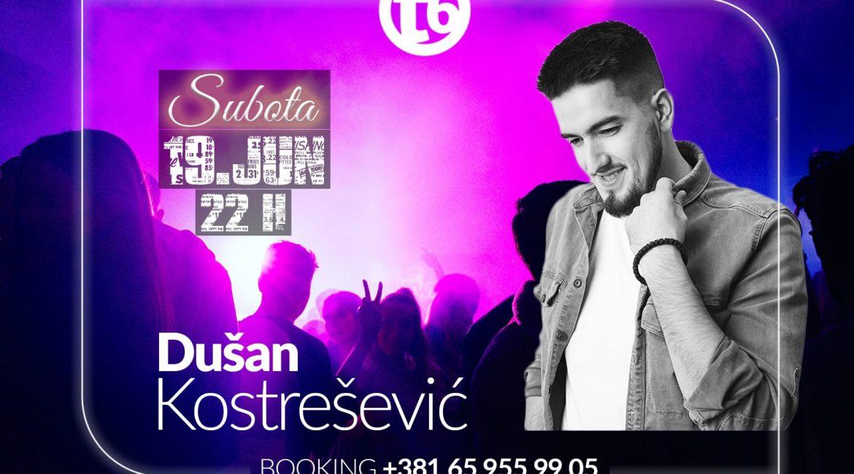 19. Jun Dušan Kostrešević